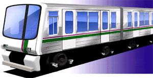 2006/8/29 地下鉄13号線(池袋~渋谷)平成20年6月開通