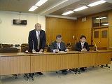 2004/11/30 新東京タワー事業化促進豊島区議員連盟の設立総会