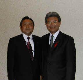 2003/10/1 秩父市・豊島区姉妹都市20周年記念式典PartⅡ