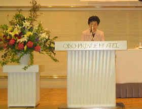 2004/4/22 関東一都六県の市議会議長会総会