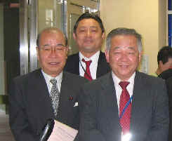 2004/4/27 特別養護老人ホーム―シオンとしま内覧会