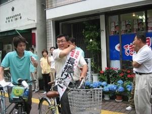 2005/7/3 都議会選挙5