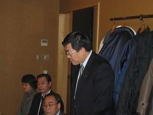 2006/1/2 公明区議団&OBの政策懇談会