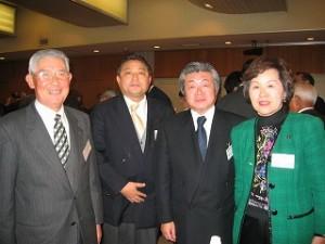 2006/1/10 ―豊島区体育協会の皆さんと新春賀詞交歓会