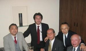 2006/1/16 各地で区政連絡会初顔合わせ会