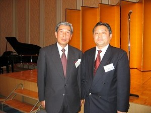 2006/1/19 資生堂社長池田守男副会頭の挨拶=「文化・心の時代」
