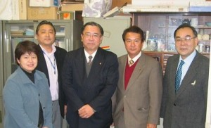 2006/2/8 沖縄県宜野湾市議会公明議員が豊島区を視察