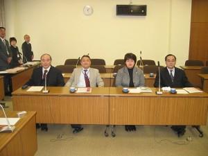 2006/3/23 予算委員会意見開陳