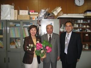 2006/5/26 豊島区議会臨時会で新体制スタート・小倉監査委員誕生!