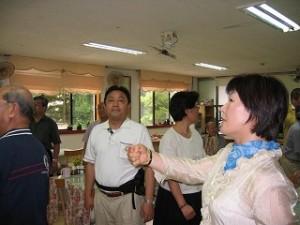 2006/7/18 済州市養老・療養施設見学-金富子院長