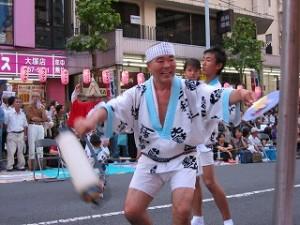 2006/8/24 第34回大塚阿波踊り盛大に①
