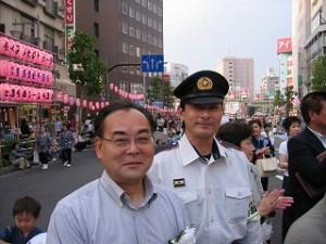 2006/8/24 第34回大塚阿波踊り盛大に②