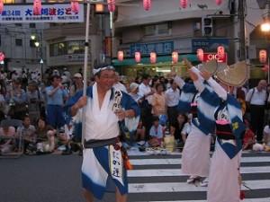 2006/8/24 第34回大塚阿波踊り盛大に③