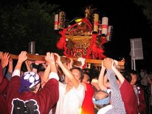 """2006/9/11 9/9・10秋の地域""""祭礼"""""""