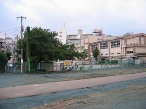 2006/9/14 上池袋一丁目癌研究会病院跡地の報告