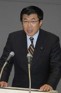 2006/9/26 長橋都議が都議会公明党を代表して質問にたつ