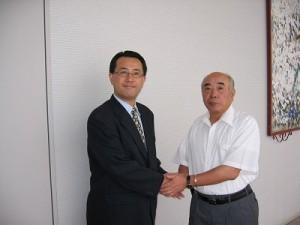 2006/9/29 SUNシャイン豊島に「西山陽介」のページアップ!