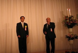2006/10/5 小倉秀雄議員の「第23回秀友会」
