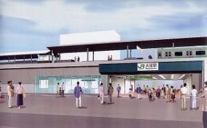 2006/10/11 大塚駅南北自由通路&西武線東長崎駅事業報告