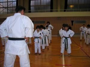 2006/10/18 国際沖縄剛柔流空手道・第5回演武交流会