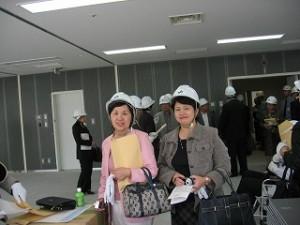 2006/10/19 東池袋交流施設あうる・新中央図書館見学会