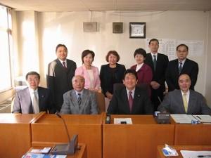 2006/10/30 紋別市の行財政改革・観光行政視察