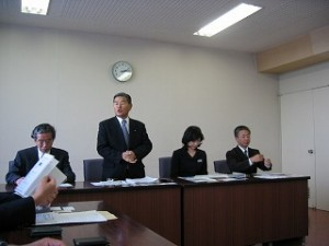 2006/10/31 紋別から美瑛を通り富良野市-一人暮らし高齢者の声かけ