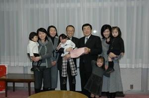 2006/12/6 平成19年度豊島区予算に対する予算要望提出