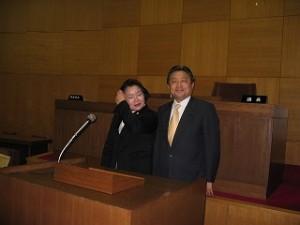 2006/12/21 東大門区議員訪日Ⅱ