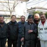 2004/2/1 長崎2丁目餅つき大会&豊島区日中友好協会の春節を祝う会
