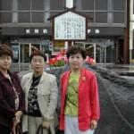 2003/9/8 洞爺湖、虻田町火山科学館、死傷者0の教訓