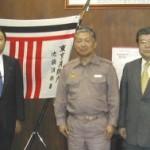 2003/6/3 議長、副議長の区内官公庁挨拶回り