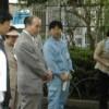 2003/7/17 防災委員会視察(池内・島村)