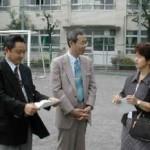 2003/6/27 常任委員会視察、区議会真っ最中
