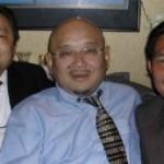 2003/12/12 豊島区立中学校PTA連合会と校長会の年末合同懇親会