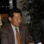 2003/11/17 豊島区立中学校PTA連合会懇親会参加