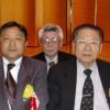 2003/6/3 区町会連合会懇親会に出席(小倉幹事長、木下副議長)