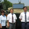 2004/7/13 陸上自衛隊-災害救助システム視察