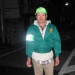 2004/3/2 ボランティア防犯パトロール〝目白-せいぎ〟隊