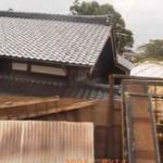 2004/8/30 新潟県豪雨被災地視察-中島義春議員が被災地を視察
