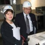 2004/4/21 パソコンリサイクルセンター視察―区議会清掃環境委員会