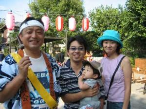 2004/9/12 地元住民による手づくりの街興し