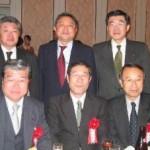 2004/3/21 池袋消防団の消防長官・地域活動表彰祝賀会