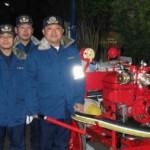 2003/12/30 消防団の年末警戒-12/29.30